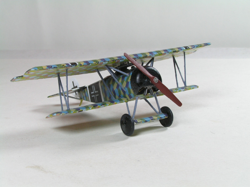 Community Build #28 - World War One Aircraft - Page 2 Fokker25