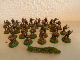 VENDS Figurines WWII infanterie et rangers américains Dscn9313