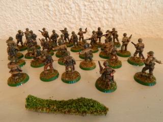 VENDS Figurines WWII infanterie et rangers américains Dscn9314