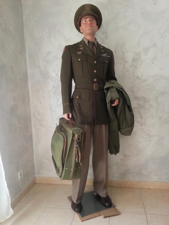 Mannequin Officier USAAF WW2 20200741