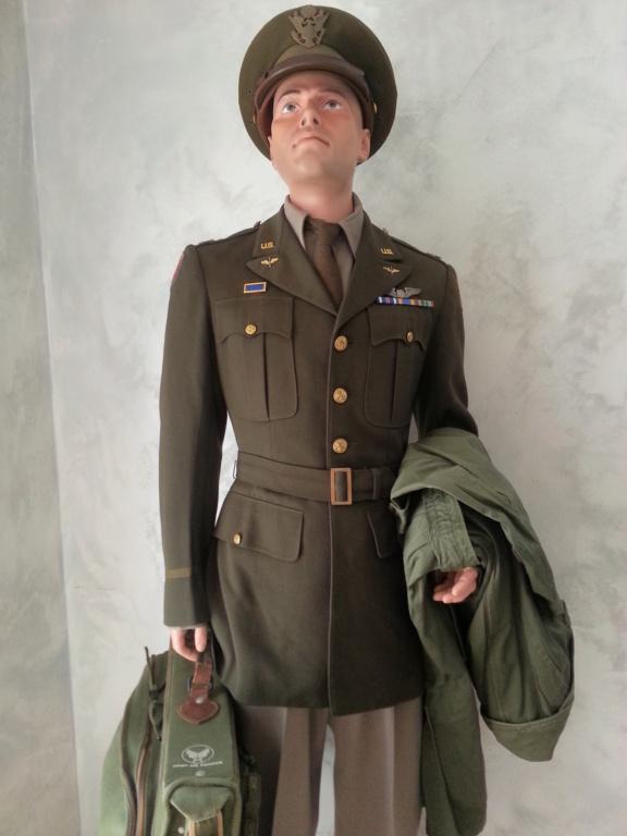 Mannequin Officier USAAF WW2 20200743