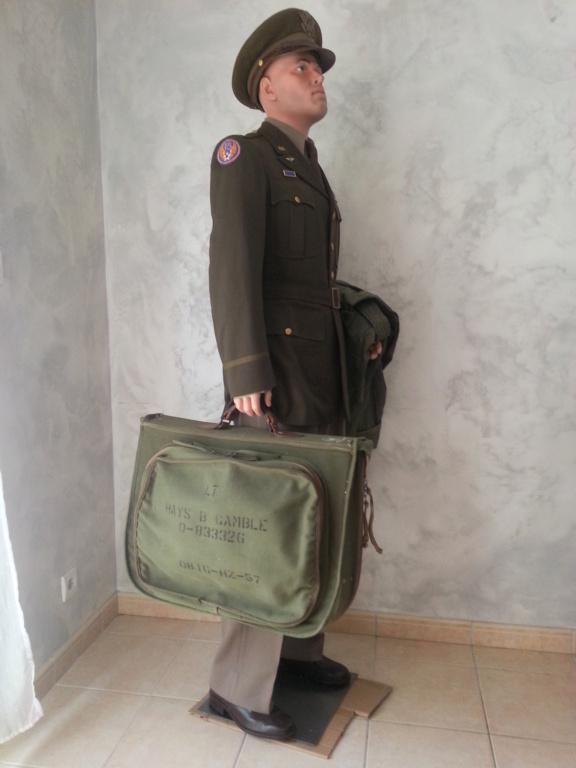 Mannequin Officier USAAF WW2 20200744