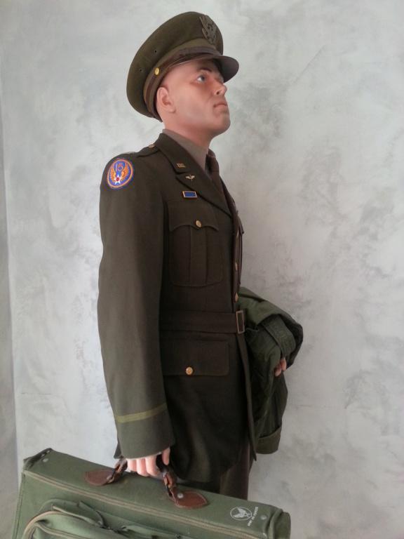 Mannequin Officier USAAF WW2 20200746