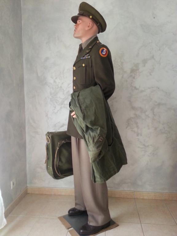 Mannequin Officier USAAF WW2 20200747