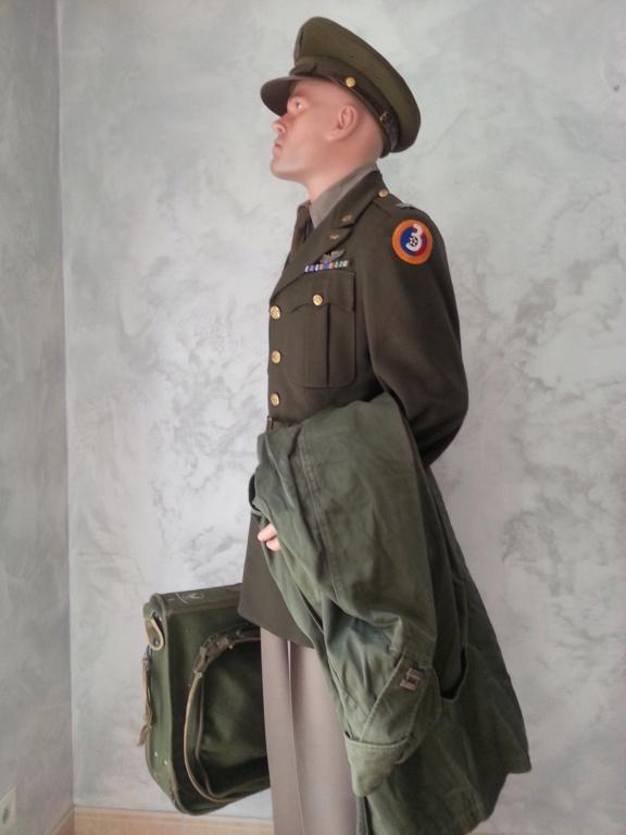 Mannequin Officier USAAF WW2 20200748