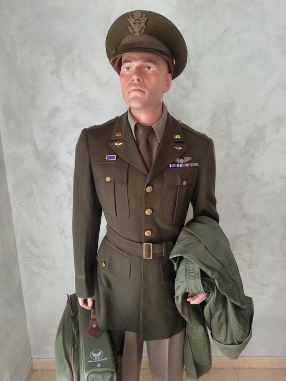 Mannequin Officier USAAF WW2 20200751