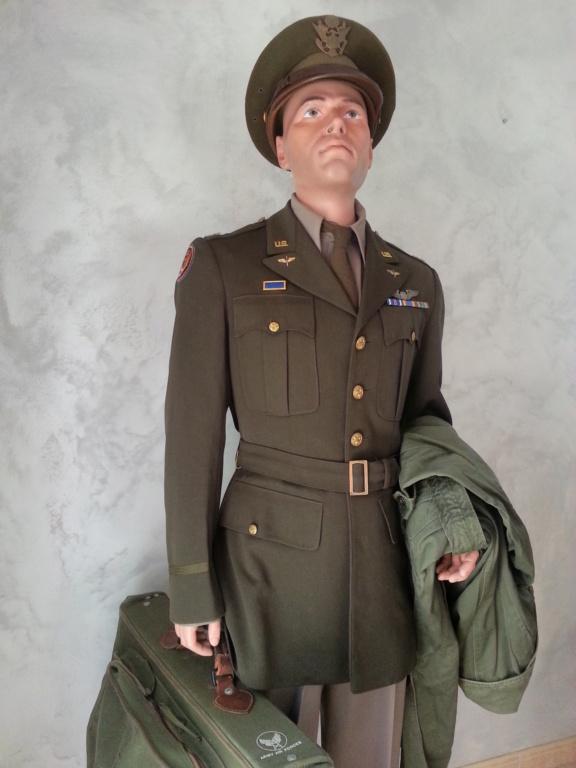 Mannequin Officier USAAF WW2 20200755