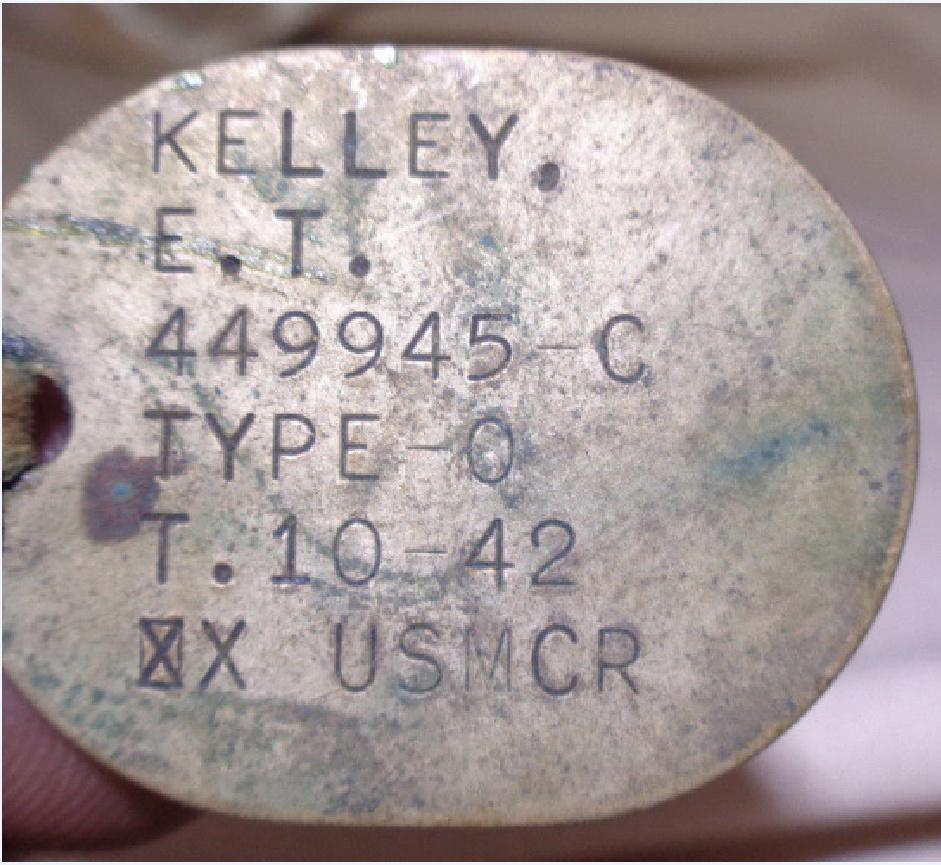 plaque USMCR Klm10