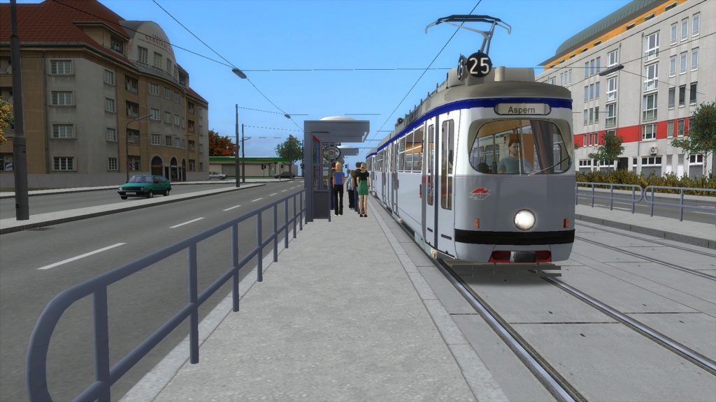 Addon Wien Train & Trams 20180912