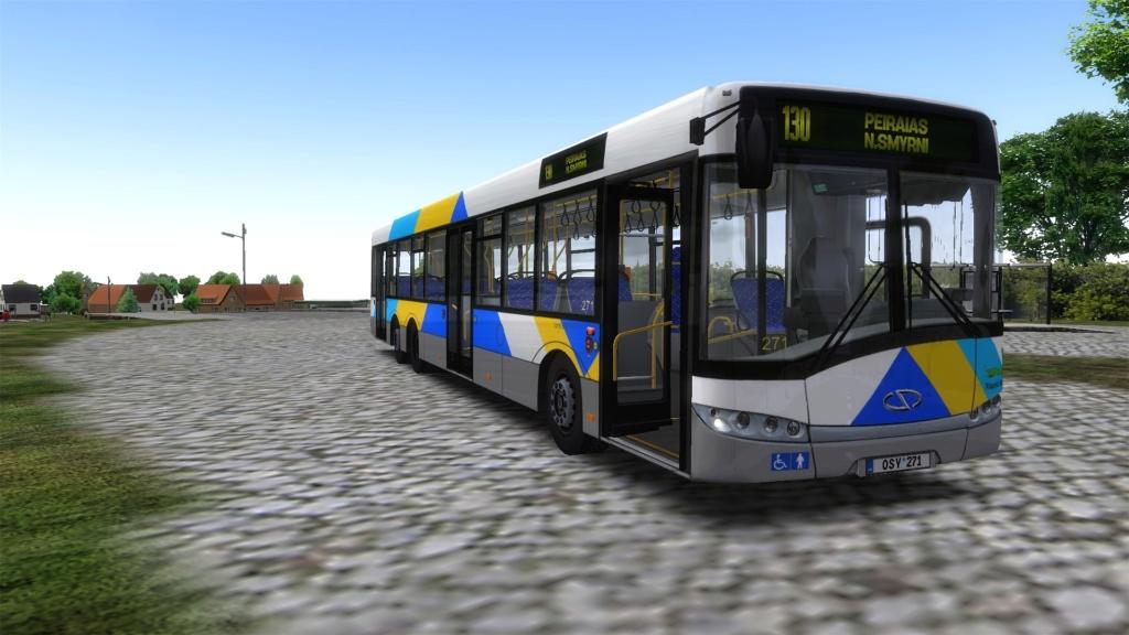 Solaris Urbino 12/18 BVG by AlTerr 27110