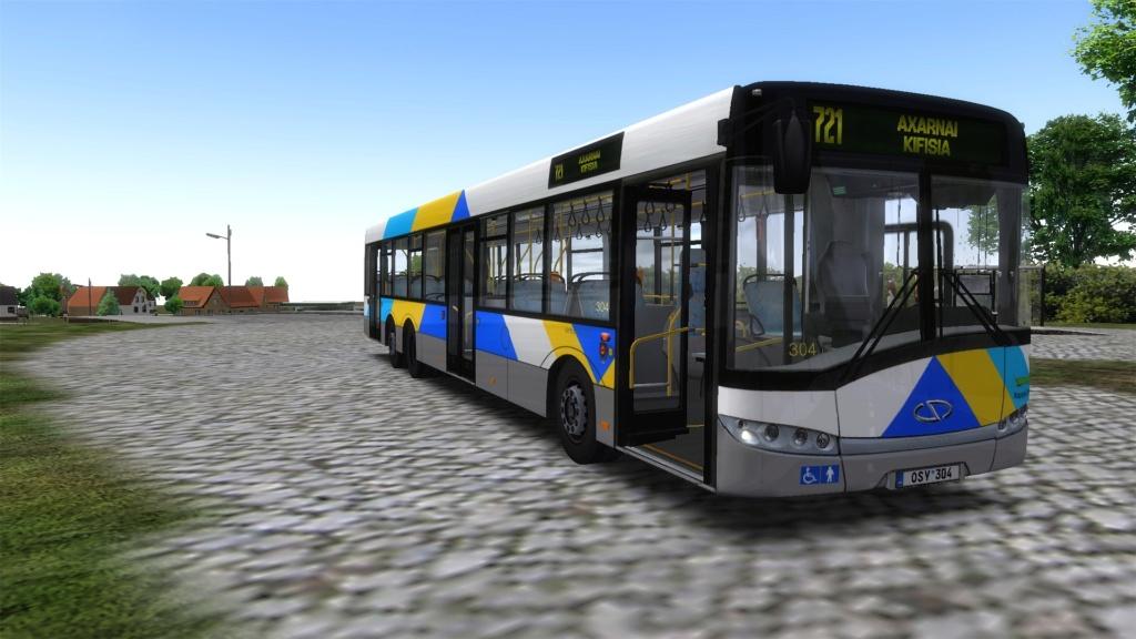 Solaris Urbino 12/18 BVG by AlTerr 30410