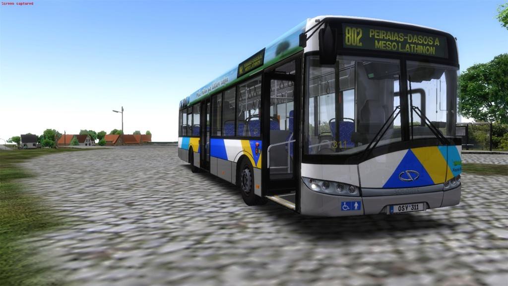 Solaris Urbino 12/18 BVG by AlTerr 31110