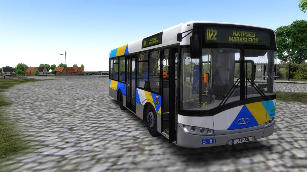 Solaris Urbino 12/18 BVG by AlTerr 33610