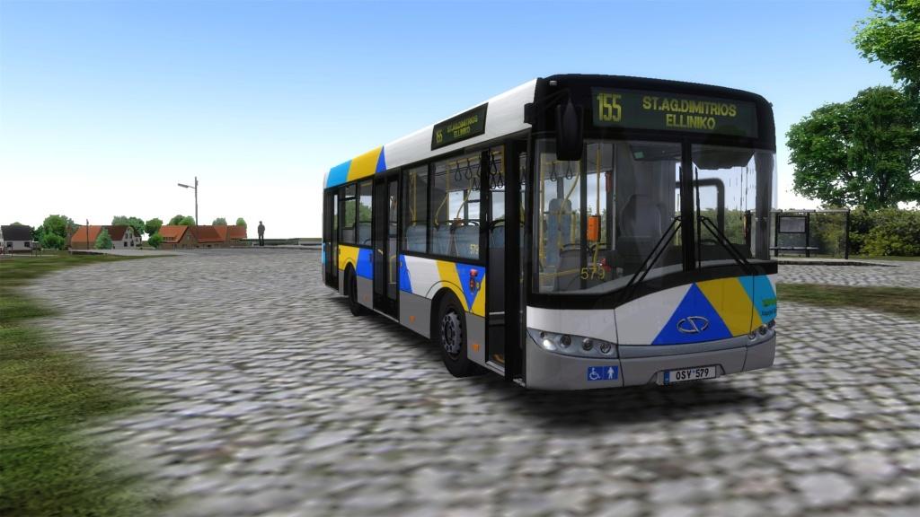 Solaris Urbino 12/18 BVG by AlTerr 57910