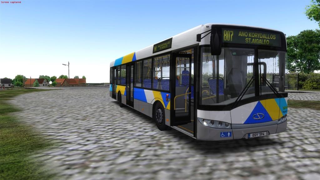 Solaris Urbino 12/18 BVG by AlTerr 59410