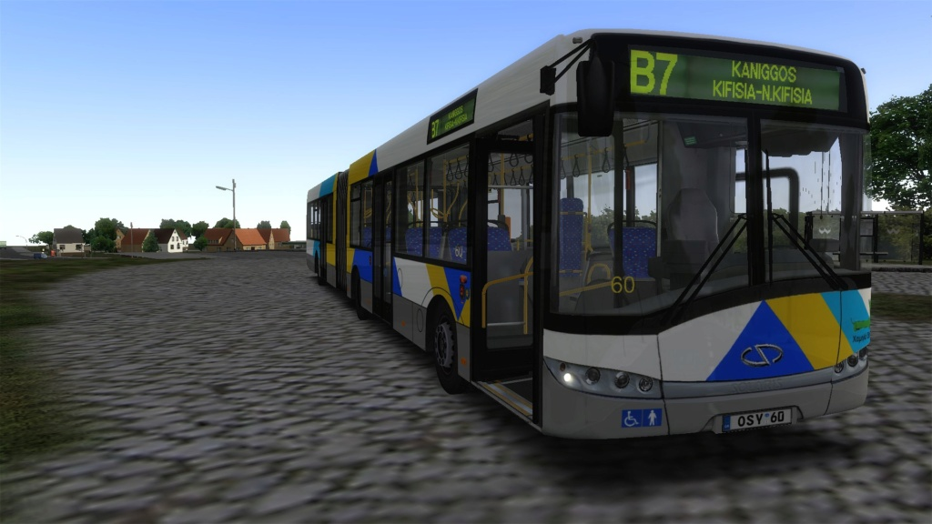 Solaris Urbino 12/18 BVG by AlTerr 6010