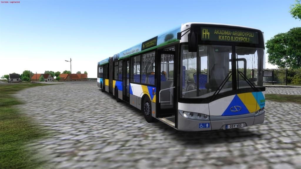Solaris Urbino 12/18 BVG by AlTerr 65310