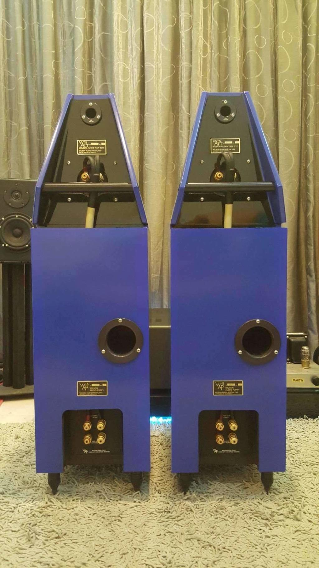 Wilson audio watt puppy 5 Mmexpo11
