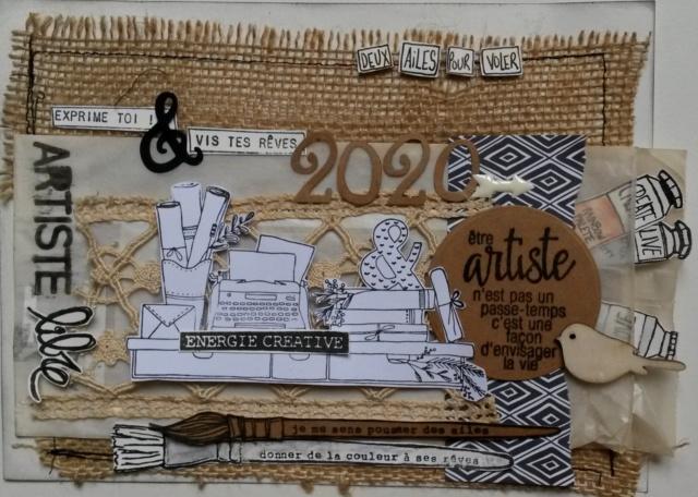 consignes pour ce mois de janvier Blog110