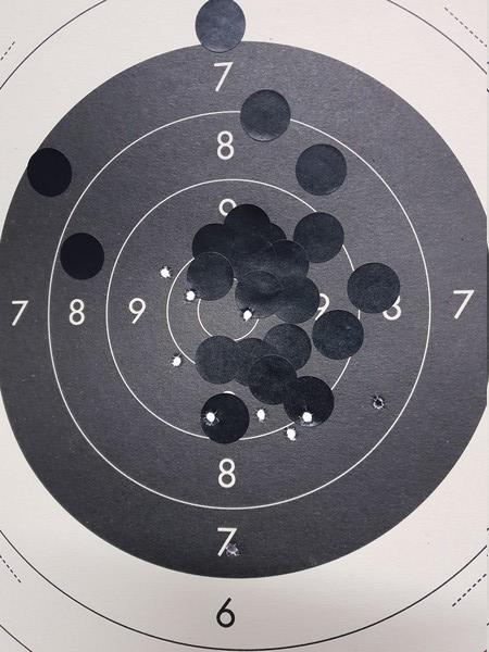 Premiers tirs avec Erma 57 20181058