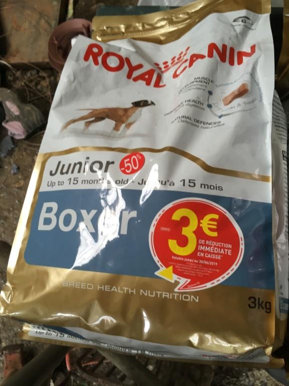 Don de croquettes pour chien  5431e010