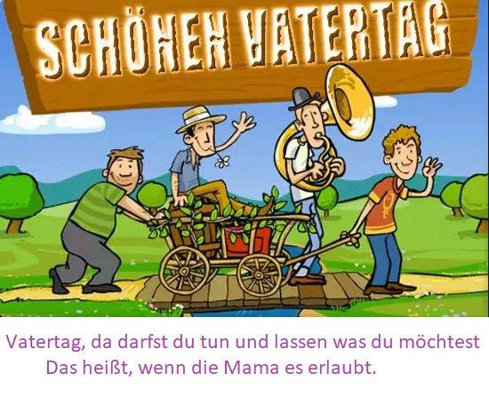Vatertagsgrüße aus der Plauder-Community  Vatert11