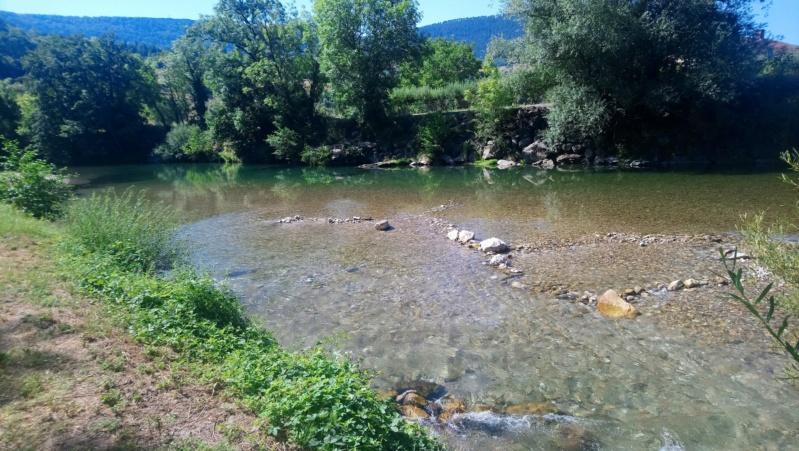 Camping les Rivages à Millau Dsc_8423