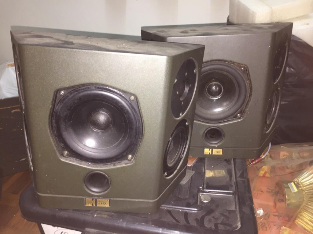 KEF AV 2 Surround Speaker Used Img_5010