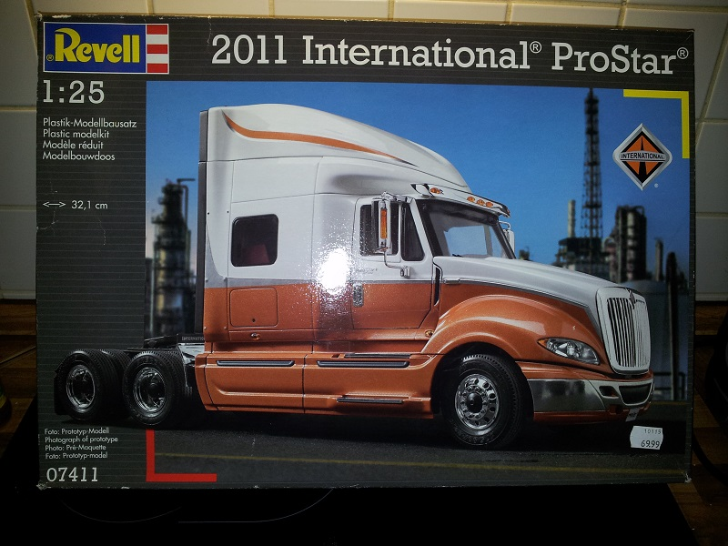 International ProStar / Revell, 1:25 0112