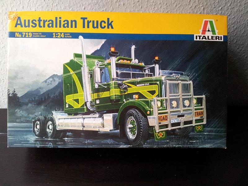 Italeri Australia Truck 1:24 0115