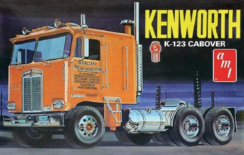 AMT Kenworth K-123 Australia 1:25 01_11