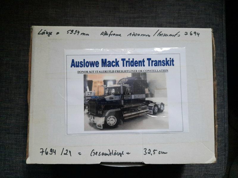 Auslowe Mack Trident 1:24 0226