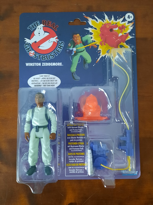 Kenner The Real Ghostbusters 0320