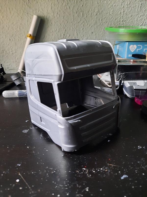 Italeri Scania R730 Custom 1:24 0323