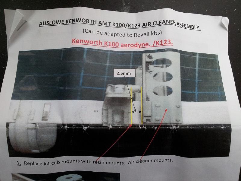 AMT Kenworth K-123 Australia 1:25 04_11
