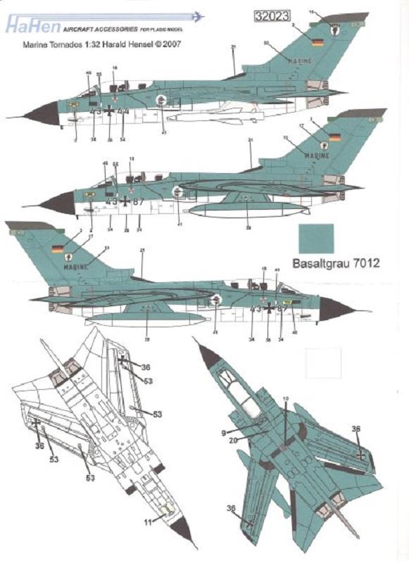 Trumpeter F-14A Tomcat oder auch Lutwaffenkater 1:32 04_16