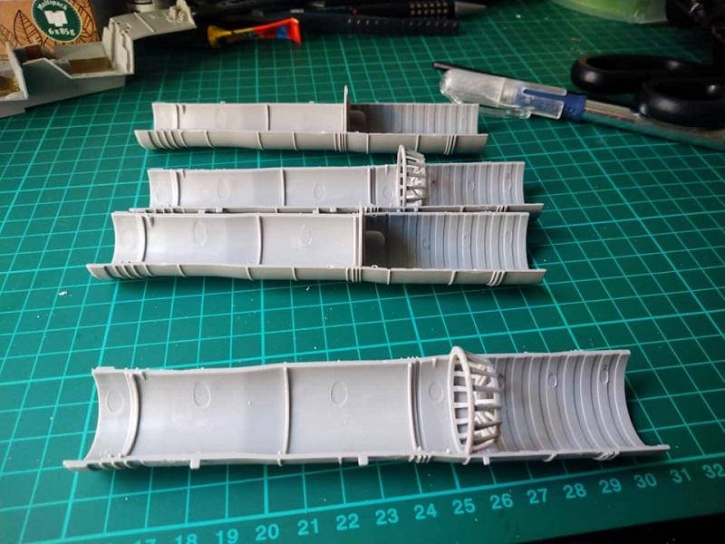 Trumpeter F-14A Tomcat oder auch Lutwaffenkater 1:32 05_15