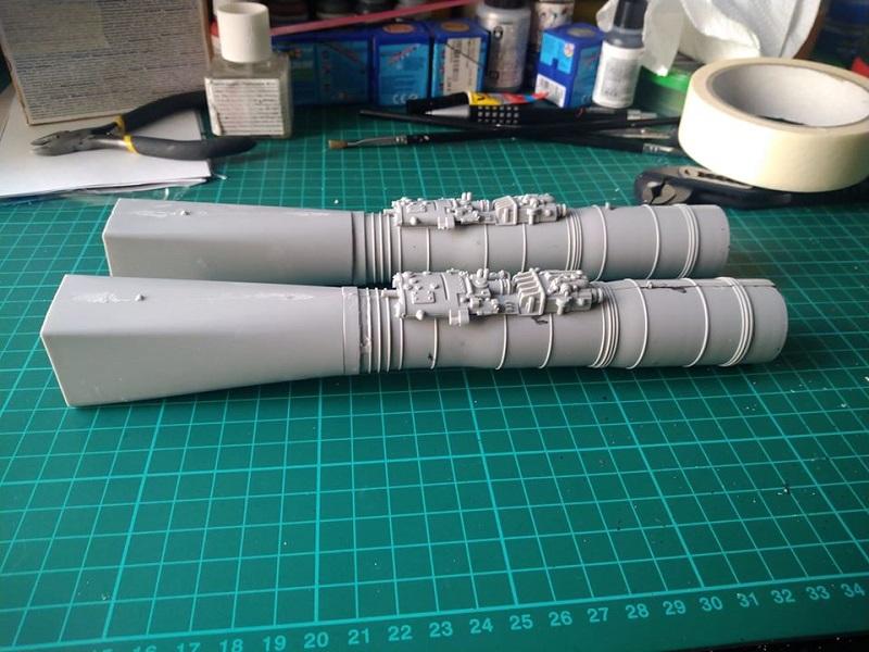 Trumpeter F-14A Tomcat oder auch Lutwaffenkater 1:32 0617