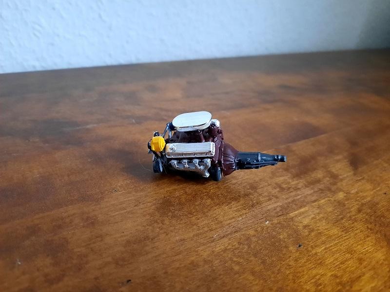 "65' Chevy Impala ""Foose"" / Revell, 1:25 0719"