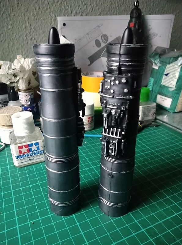 Trumpeter F-14A Tomcat oder auch Lutwaffenkater 1:32 0818