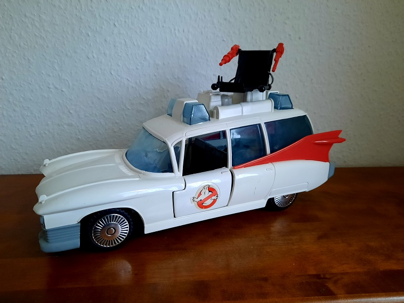 Kenner The Real Ghostbusters 0820