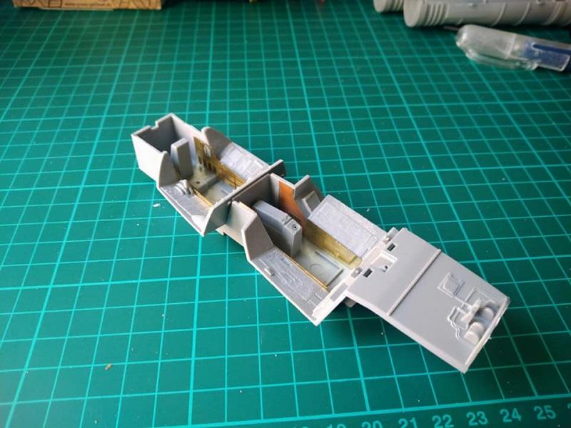 Trumpeter F-14A Tomcat oder auch Lutwaffenkater 1:32 0918