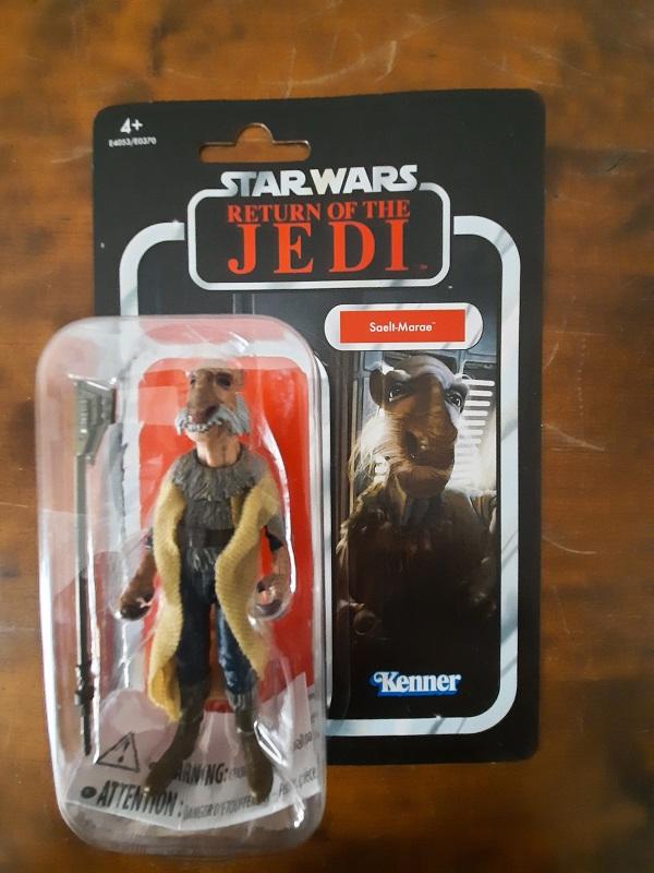 Kenner Star Wars Episode 6 Rückkehr der Jedi Ritter. 1020