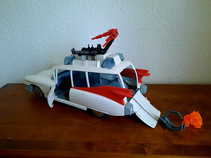 Kenner The Real Ghostbusters 1021