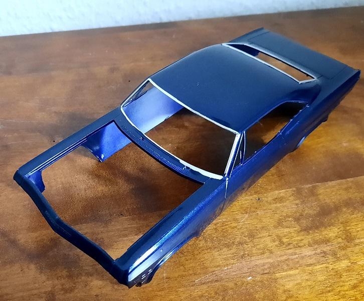 "65' Chevy Impala ""Foose"" / Revell, 1:25 1022"