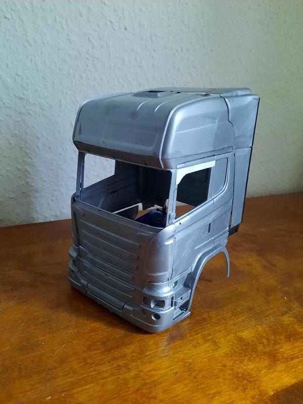 Italeri Scania R730 Custom 1:24 1024