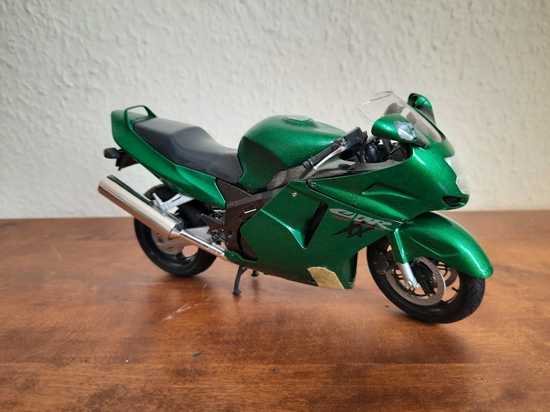 Tamiya Honda CBR 100XX Super Blackbird 1:12 1120