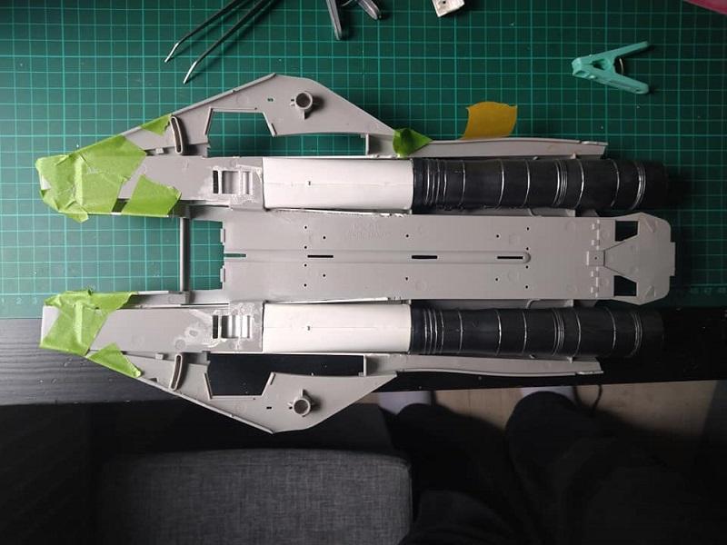 Trumpeter F-14A Tomcat oder auch Lutwaffenkater 1:32 1512