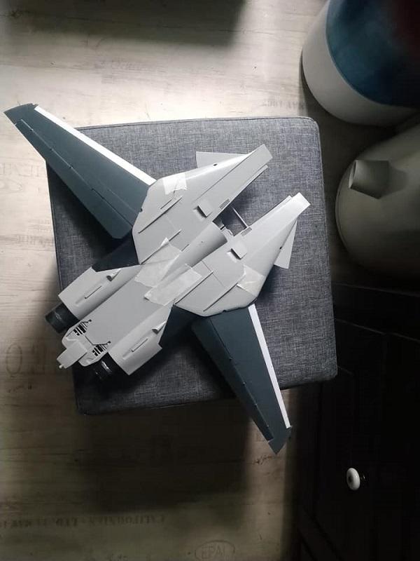 Trumpeter F-14A Tomcat oder auch Lutwaffenkater 1:32 2012