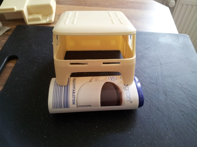 KFS Ford CL9000 1:24 Transkit  20180918